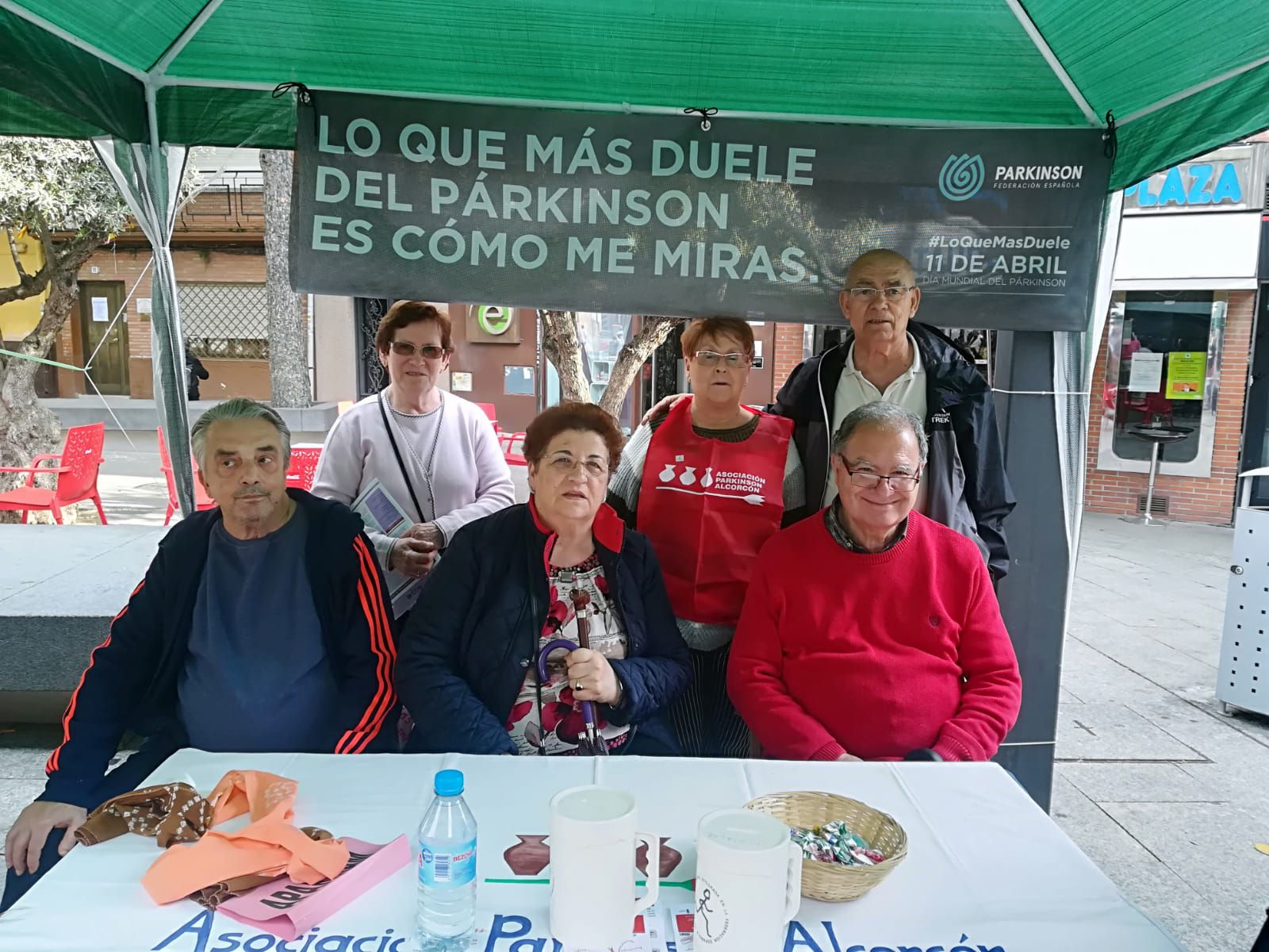 Actividades en Alcorcón y Leganés para celebrar el Día Mundial del Párkinson y la Semana de la Salud