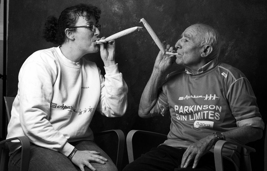 TresAguas apoya a la Asociación Párkinson Aparkam en su campaña #Nonostiemblaelpulso